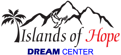 Islands of Hope Dream Center Retina Logo